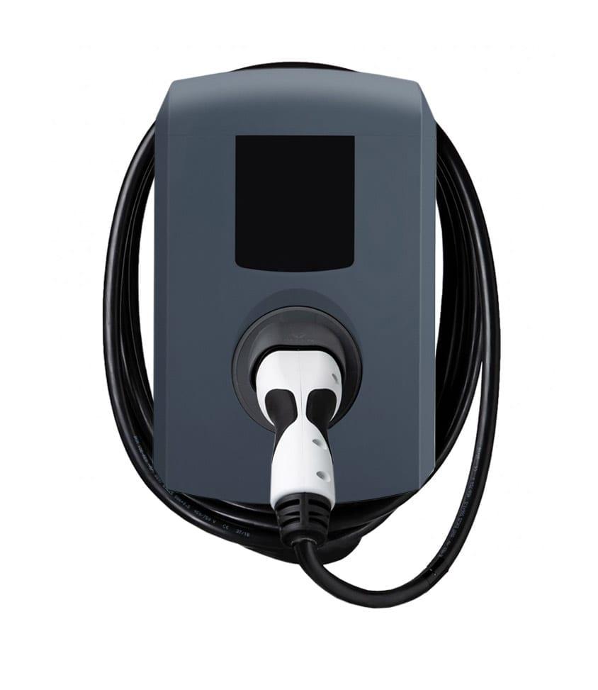 zwart-met kabel wandbeugel alfen